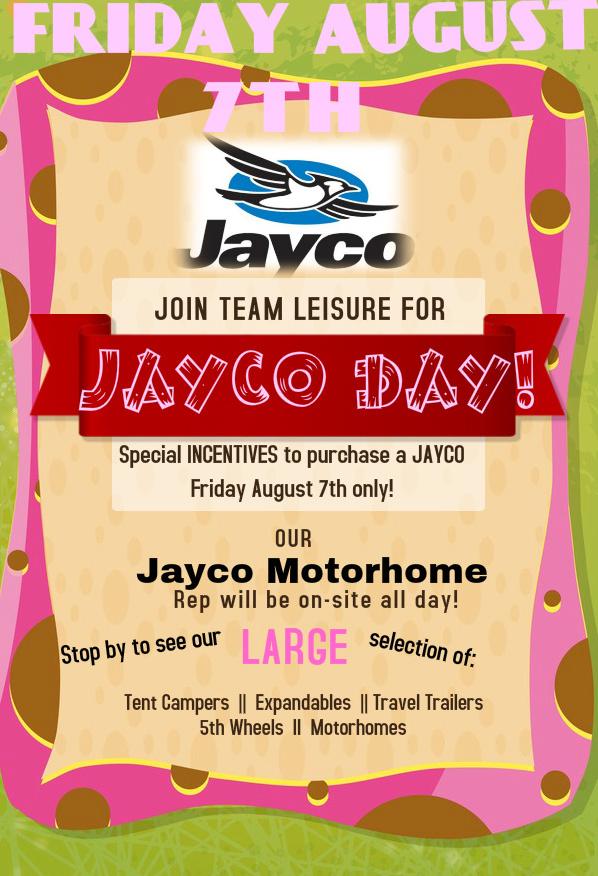 Jayco day