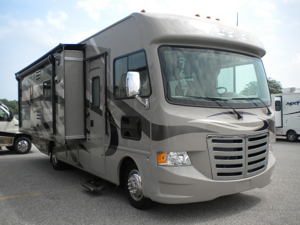 2014 Thor Ace Class A Motorhomes Are Here Leisure