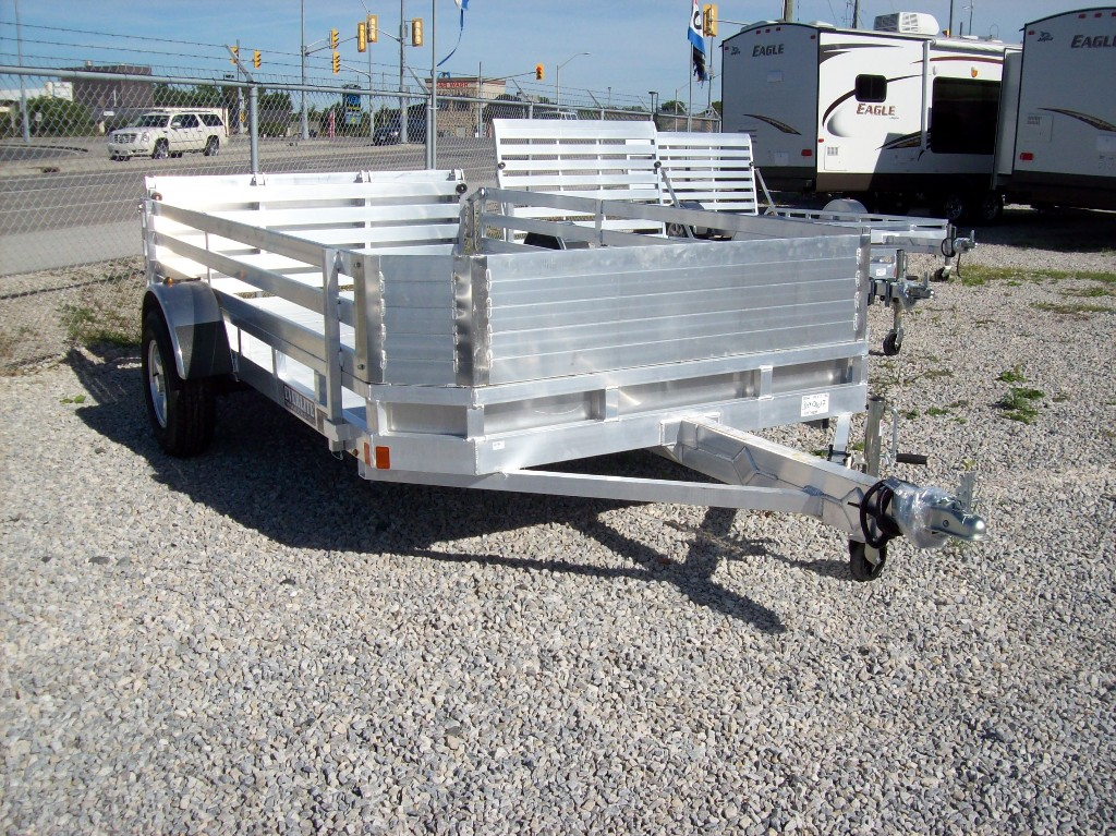 Open Amp Enclosed Trailer Sale For October Leisure