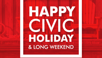 Civic Holiday Long Weekend Hours Leisure Trailer Sales