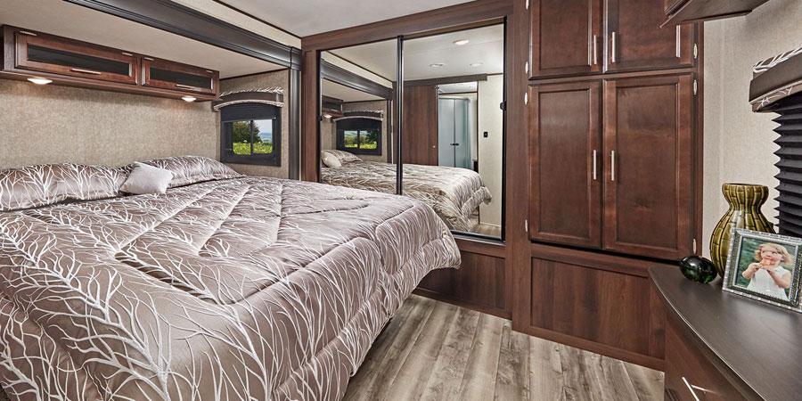 2019 Jayco Jay Flight Bedroom