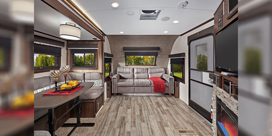 2019 Jayco White Hawk Construction