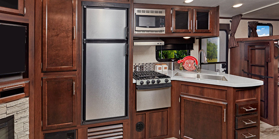2019 Jayco White Hawk Kitchen