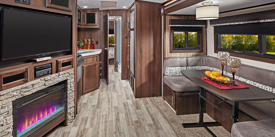 2019 Jayco White Hawk-living