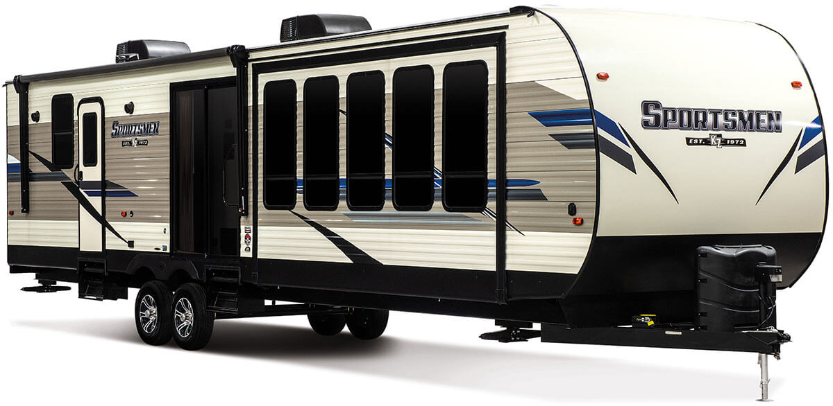 2020 KZ RV Sportsmen Travel Trailer