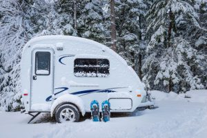 17 Points on How-to Winterize an RV Trailer