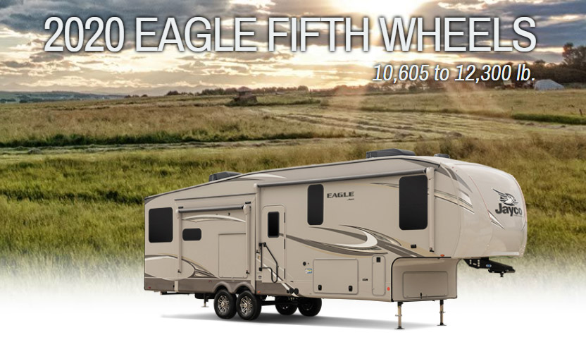 Jayco Eagle Fifth Wheels – A History of Innovation and Quality