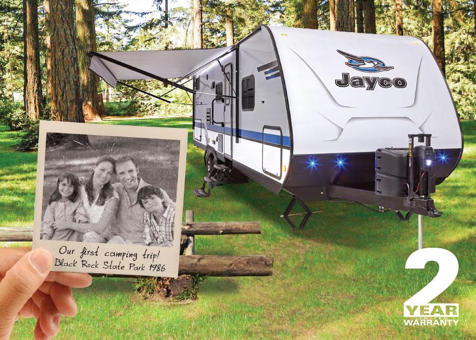 2019 Jayco Jay Feather