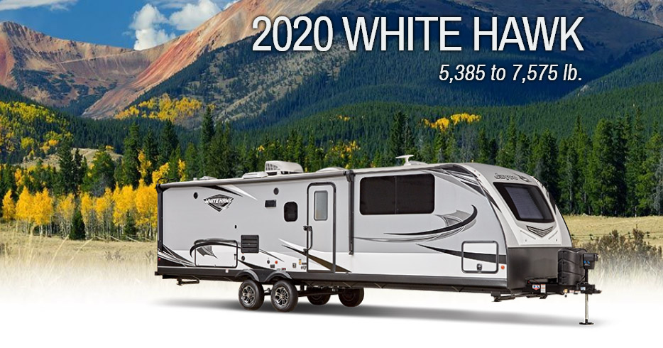 2020 Jayco White Hawk: Comfortable and Sturdy