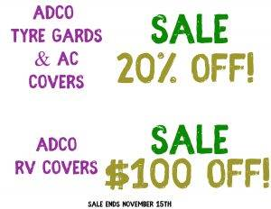 Adco RV, Tire & AC Covers – ON SALE!
