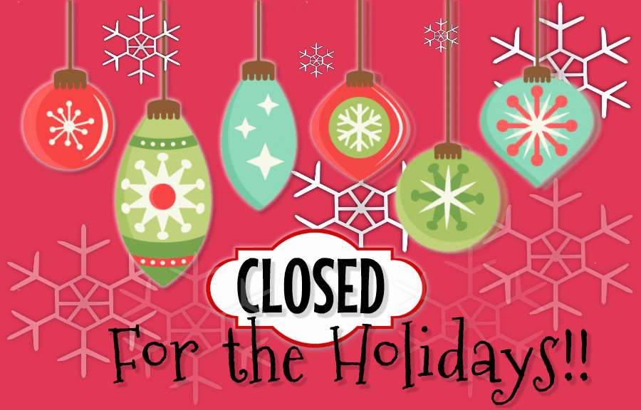 We Re Closed For The Holidays Leisure Trailer Sales