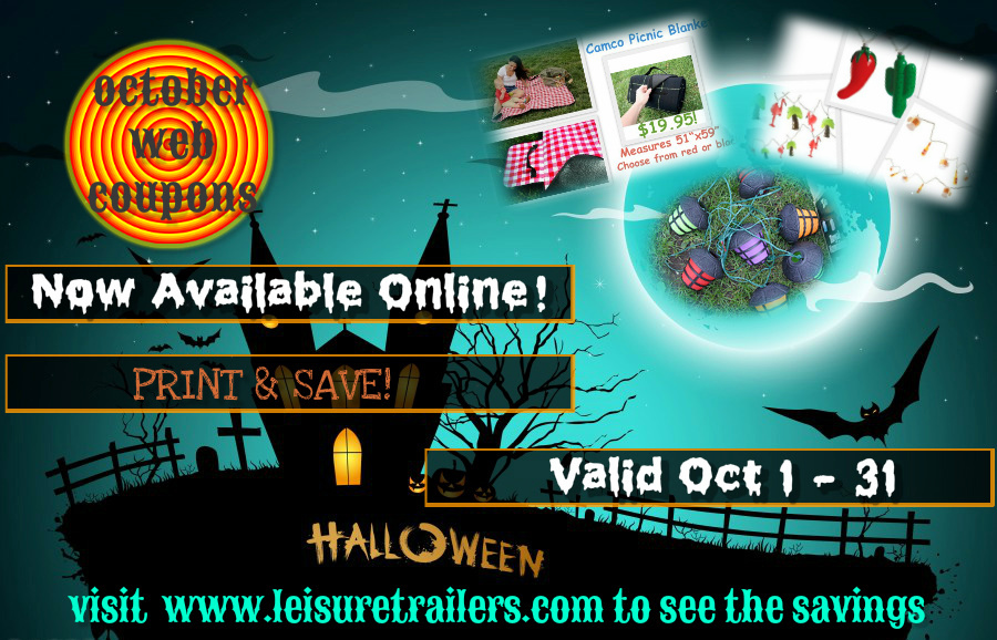 Oct web coupons