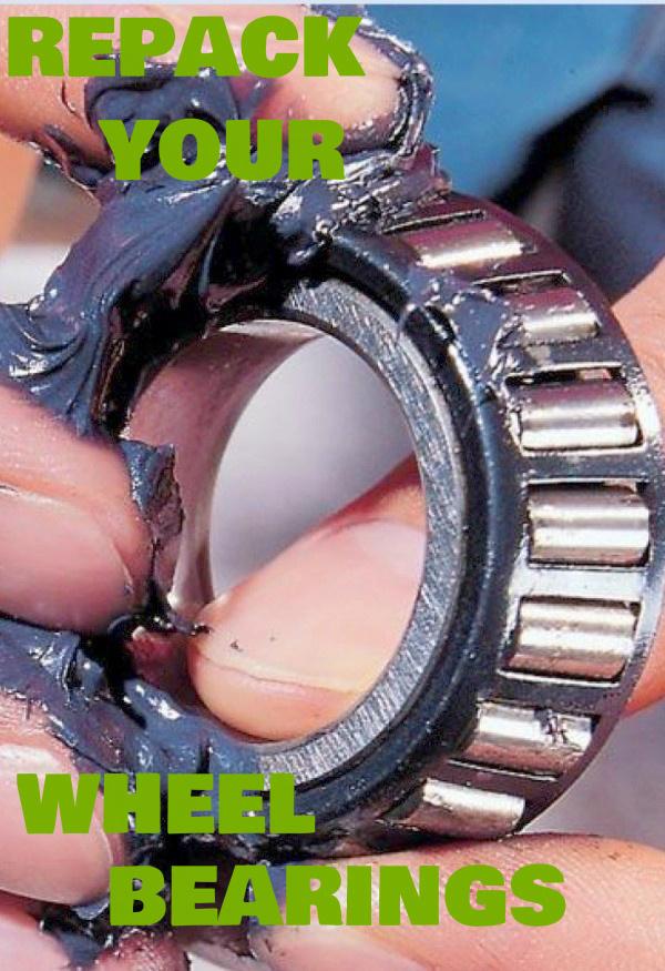 WHEEL REPACK
