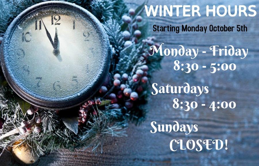 Winter Hours (2)