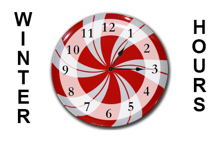 candy-cane-clock