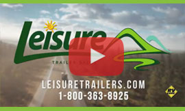 New & Used RV Travel Trailers for sale in Ontario | Leisure Trailer