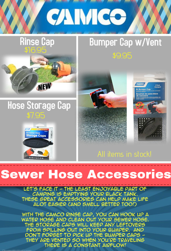 sewer hose accessories