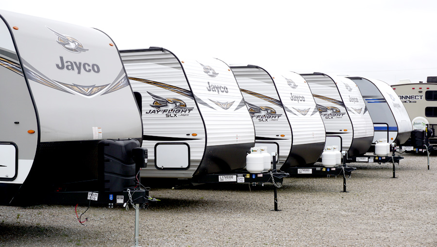 Travel Trailers for sale Ontario