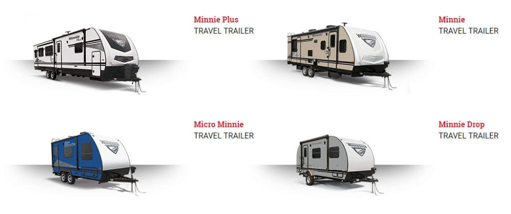 Winnebago RV Trailers